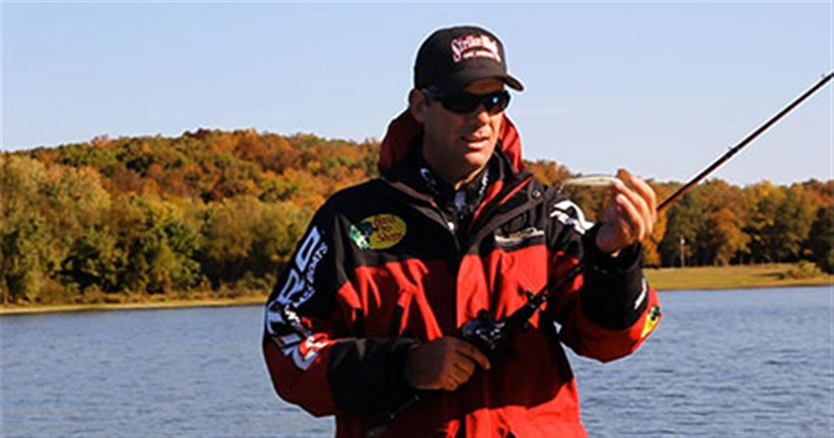 The most important thing about bass fishing with jerkbaits for Bass fishing jerkbaits
