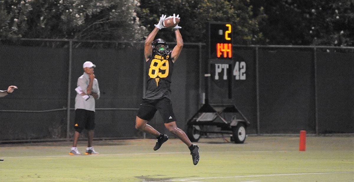 Photo Gallery: Saturday ASU football practice