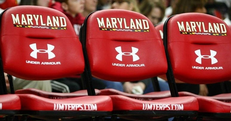 Incomodidad Se convierte en barato  Could Under Armour separate from Maryland next, or vice versa?