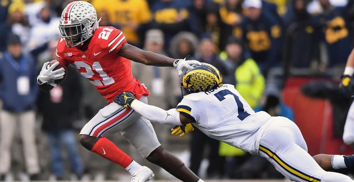 Ohio State Names Players Of The Game Champions Michigan