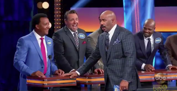 Pedro Martinez gives hilarious answer on Family Feud