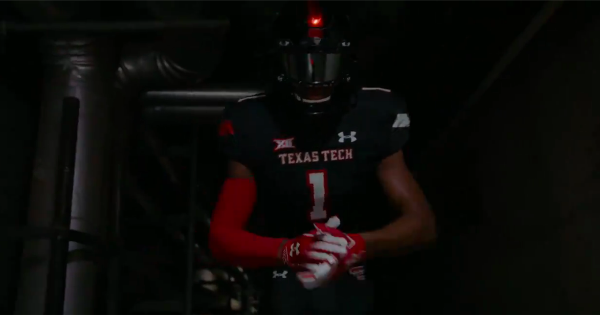 WATCH: Texas Tech unveils new uniforms with hype video