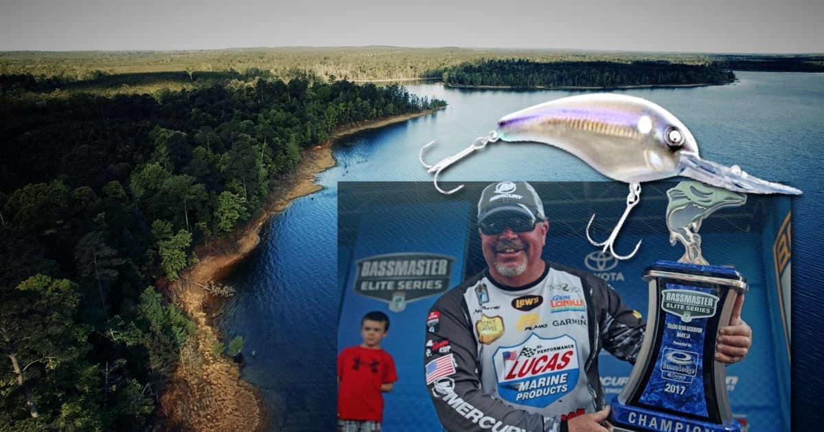 Crankbait fishing for springtime bass winning technique for Bass pro spring fishing classic 2017