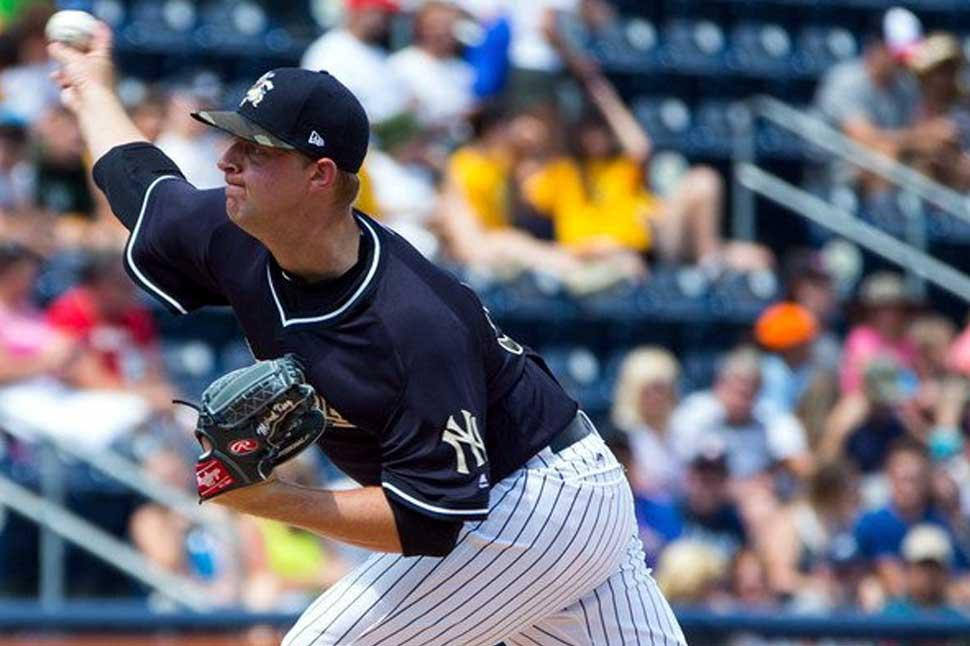 Yankees Prospect Power Rankings