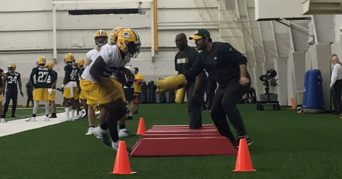 8c3b026b242 Packers rookie minicamp  Expecting greatness