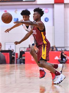 new concept 856ba d0832 Collin Sexton in his first NBA Summer League game. (Photo  Sam Wasson,  Getty)