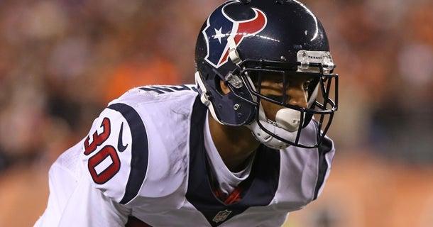 2a5bcefc56e Houston Texans release cornerback Kevin Johnson