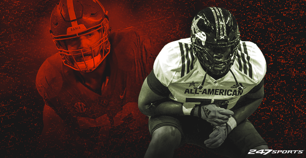 Best Offense In Nfl 2020 The rise of the late blooming offensive line prospect