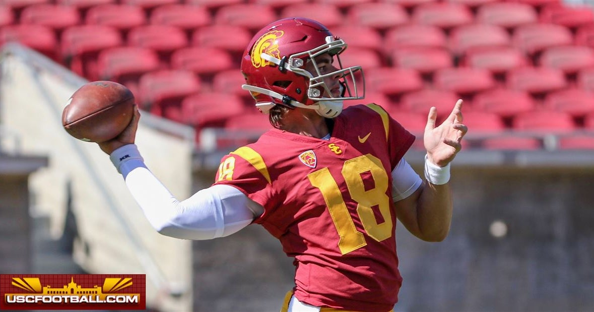 USC Football: JT Daniels wins the starting QB job for 2019