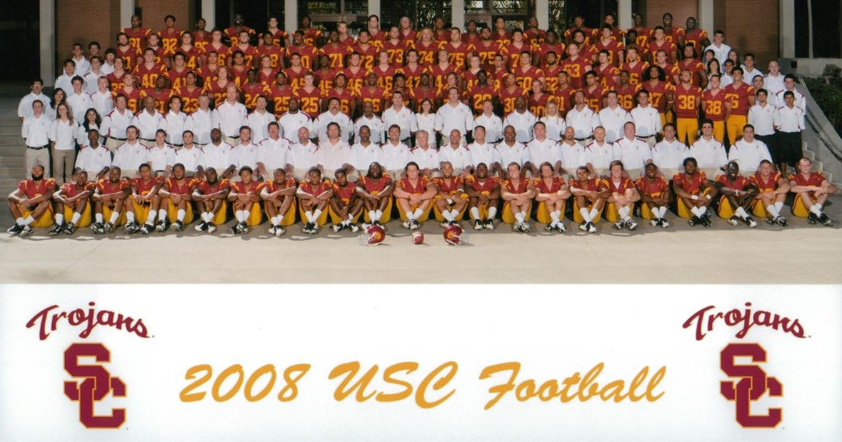 USC Sweet 16 matchup Nos. 7-10, 1967 vs. 2008