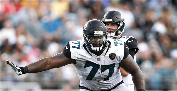 Giants sign guard Patrick Omameh from Jaguars