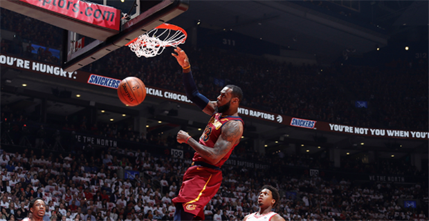 NBA media reacts to Cavaliers  overtime victory over Raptors 43c6a84b9