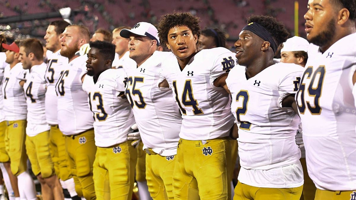 Photos: Notre Dame opens the season with 35-17 win at Louisville