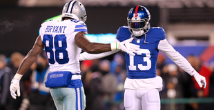 83e148d4e0f Dez Bryant: Giants wish they had more players like Odell Beckham