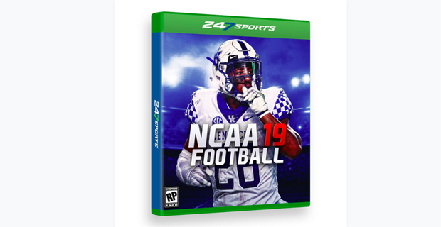 Every Team S Ncaa Football Video Game Cover For 2019