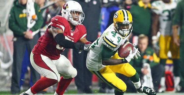 Report: RB James Starks agrees to deal with the Packers