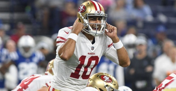 0480273a981 San Francisco 49ers 2019 post-draft depth chart projection