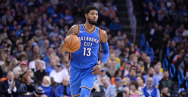 Brewer wasn't surprised that George returned to Thunder
