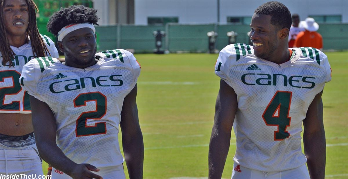 dd8d4a2c9 Projecting Miami s Depth Chart With The 2018 Signees