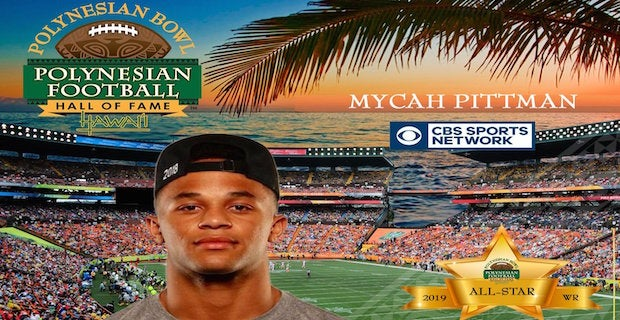 2019 Polynesian Bowl announces Mycah Pittman