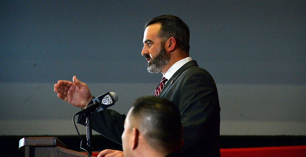 Scenes from start of new era at WSU, including eyes on Apple Cup