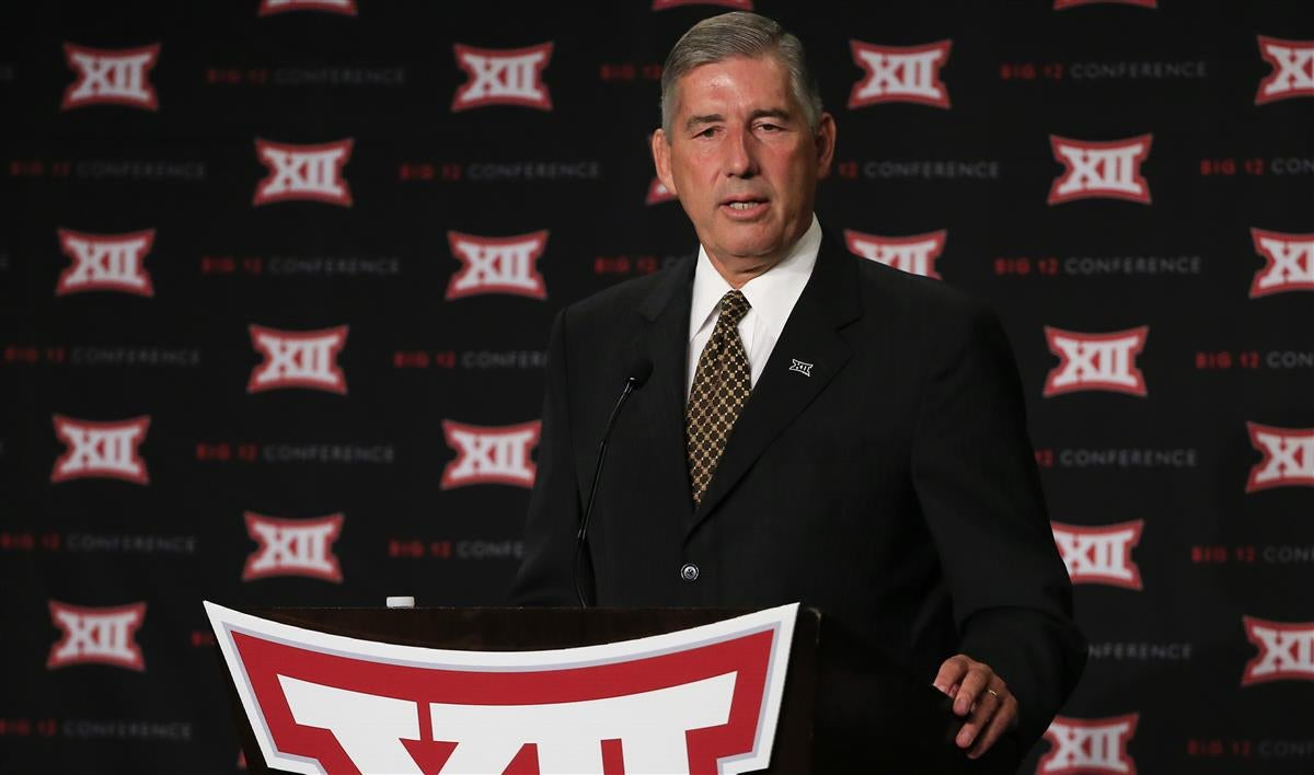 Bowlsby expects more Big 12 games to be disrupted by COVID-19