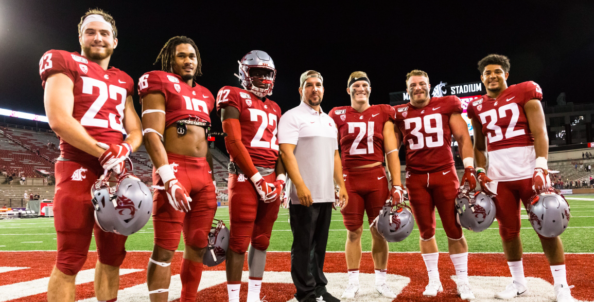 How the Cougars rebuilt their corps of running backs