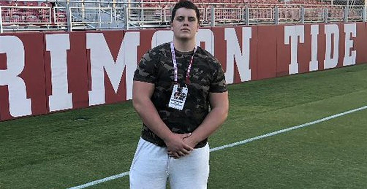 Stud OL grabs 'Bama offer during visit