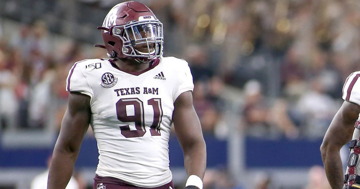 Texas A&M defense missing two starters vs. Ole Miss