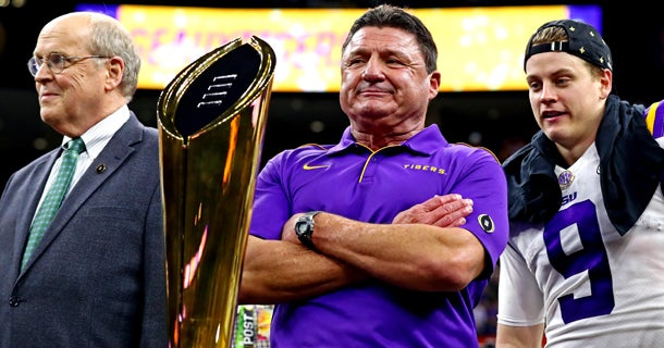 College football's highest paid coaches in 2020