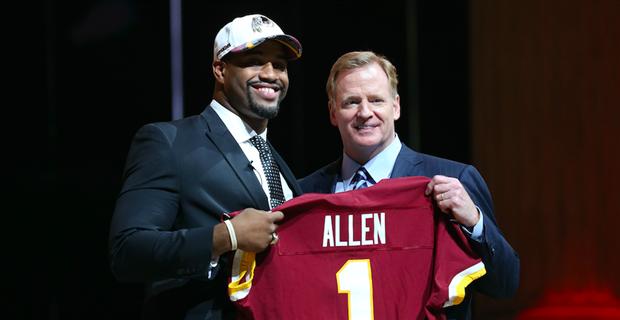 Redskins 2018 NFL Mock Draft Rundown 0bb3bbc2c72