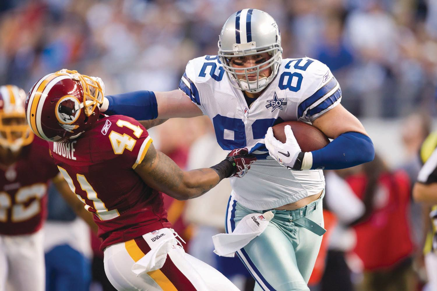 Projecting What A 19 Year Jason Witten Cowboys Career Might Look Like