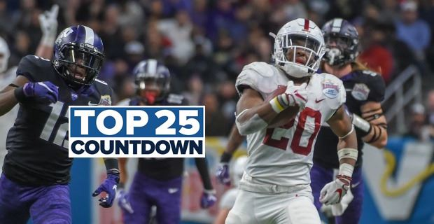 247Sports' Still-too-early Top 25: No  13 Stanford Cardinal
