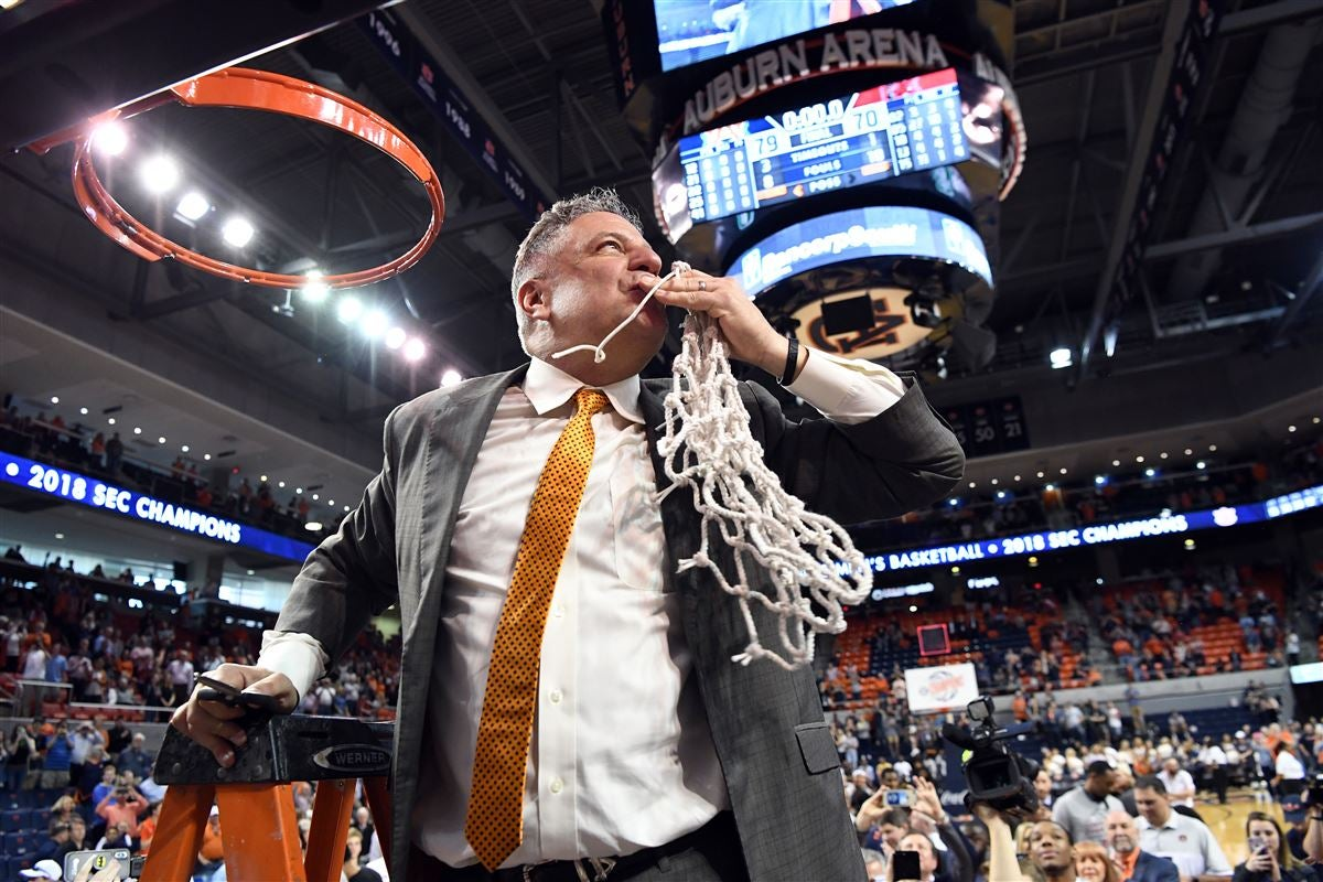 Auburn opens with strong odds to win 2019 NCAA Tournament