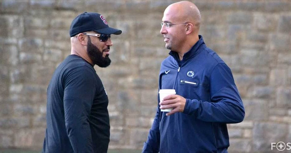 Former Nittany Lion on fan criticism of Franklin: 'Relax' - 247Sports