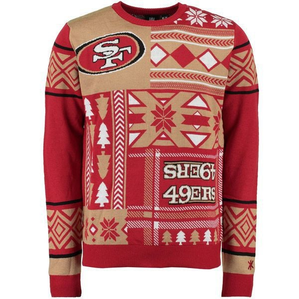 best loved 90b12 2e1ea Every NFL Team's Ugly Christmas Sweater