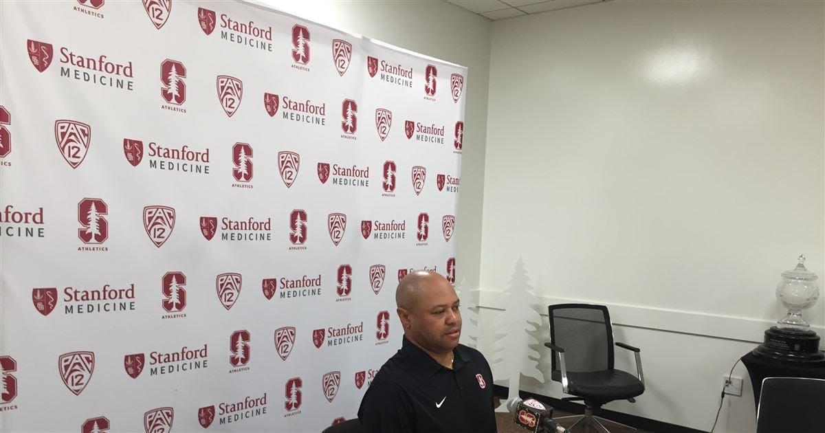 Stanford Cardinal Coach David Shaw Updates Bryce Love ...
