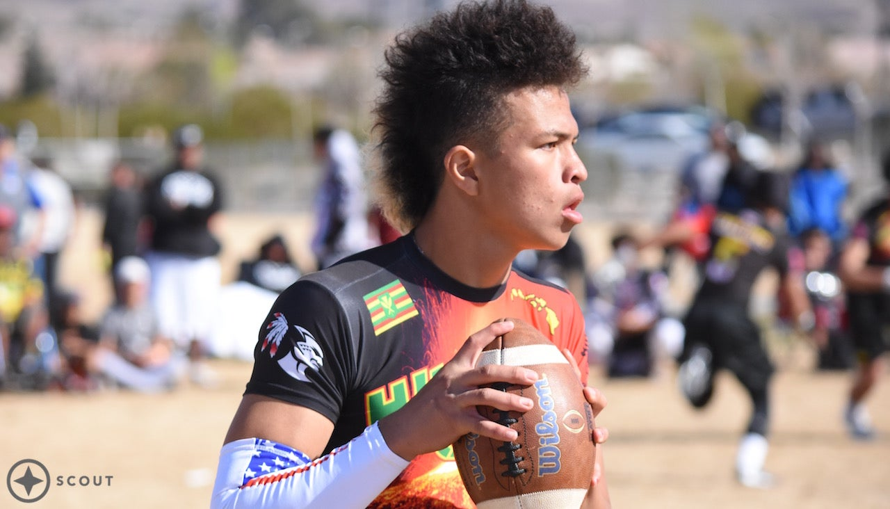 Sol-Jay Maiava seriously considering BYU after getting offered