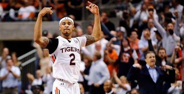 Bryce Brown Earns His Shot Place In Auburn Basketball History