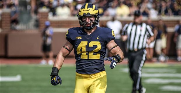 Michigan's top 25 most important players — No. 22 Ben Mason