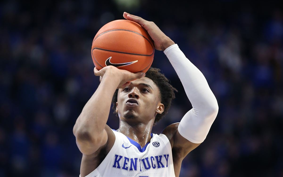Ashton Hagans proving to be more than just a guard for Kentucky