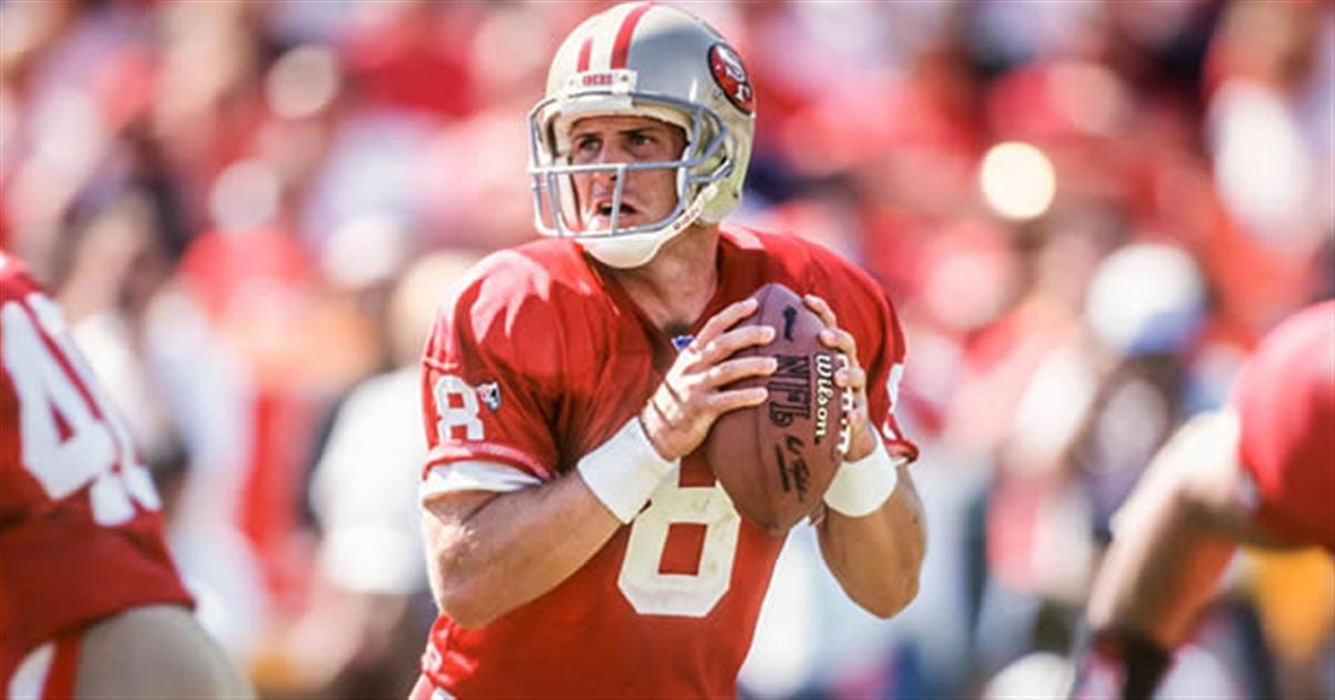 49ers Jersey Number History Best Players To Wear 8 Through 10