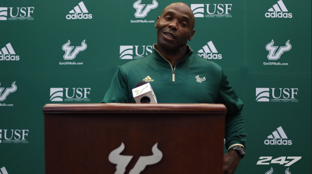 WATCH: Charlie Strong's weekly press conference post GT