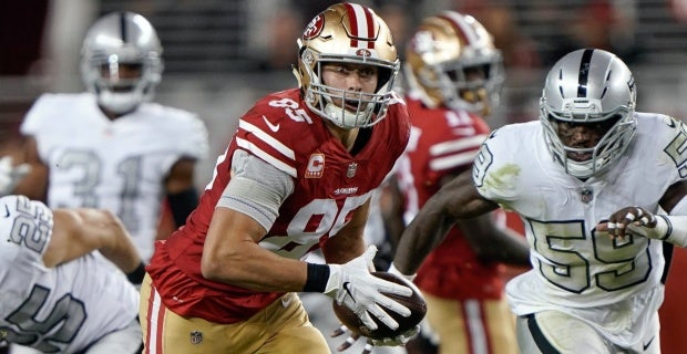 George Kittle Kyle Juszczyk Selected To The Pro Bowl