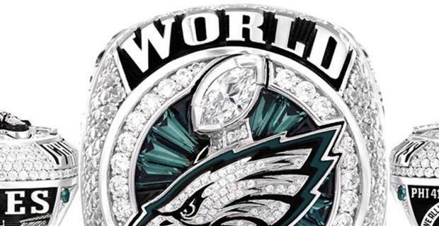 1f012f26e7c Eagles fans can win a Super Bowl ring. (Photo  Philadelphia Eagles)