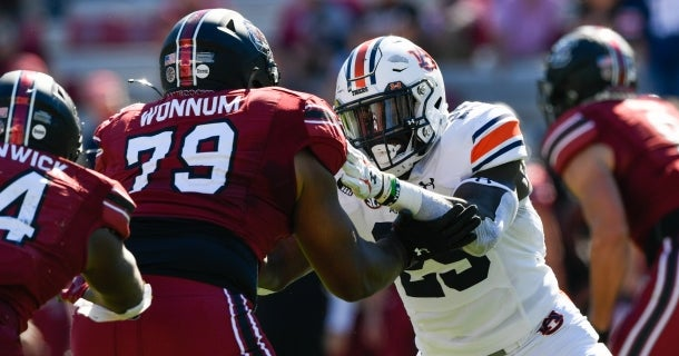 CoachPink's view: A look at Auburn's defense, Week 5