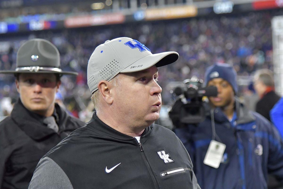 Kentucky football offseason storylines to follow
