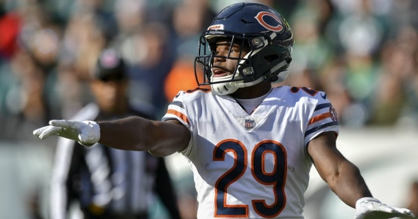 Chicago Bears contract year preview: RB Tarik Cohen