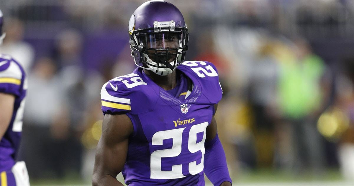 Xavier Rhodes says pride on the line vs. Adrian Peterson ...
