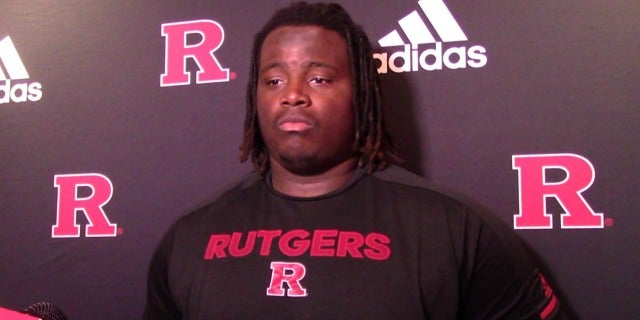 Rutgers Training Camp: The word on the D-line